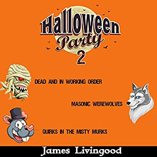 Halloween Party 2 cover art