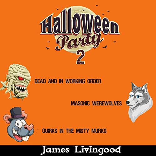 Halloween Party 2 audiobook cover art
