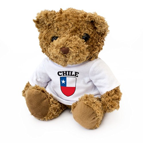 London Teddy Bears R6-KR7Y-U2K0 Chili vlag, bruin
