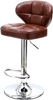 NMDB Tabourets Bar europeen Bar chaises reception Chaise Haute Chaise Maison tabourets Peuvent etre eleves abaisses tournant Caisse enregistreuse Retour Manger Chaise vin Rouge