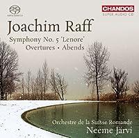 Raff: Orchestral Works, Vol. 2 by Orchestre de la Suisse Romande (2014-03-25)