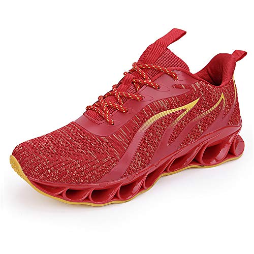 XPERSISTENCE Sneakers for Men Slip on Best Athletic Jogging Running Tennis Walking Trail Shoes Mens