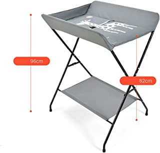 Baby Products Changing Table Paper Multifunctional Crib,Style For Home Travel Portable Bassinet For Baby,Baby Changing Table, Baby Care Table Baby Room Operation Table, Touch Table, Portable Folding