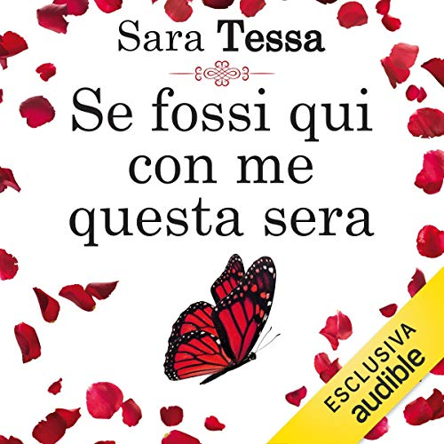 Se fossi qui con me questa sera 1 audiobook cover art