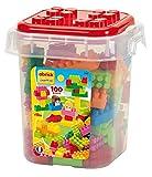 Ecoiffier – Burger Spielzeug-Set – 36-teiliges Spielset mit Pommes, Ketchup, Burger, Tablett, usw., ideal für Kinderküche, für Kinder ab 18 Monaten