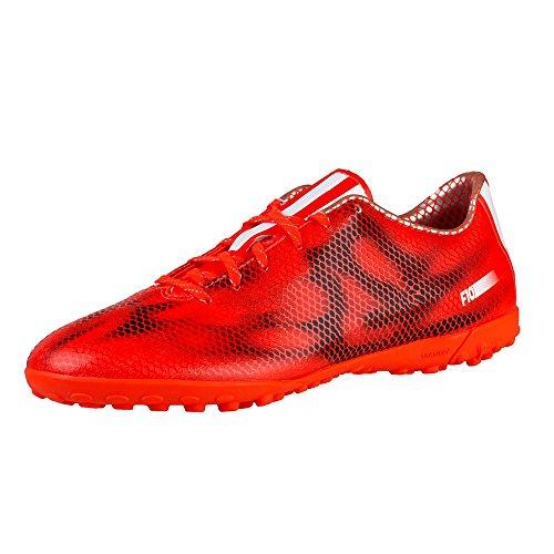 Adidas F10 Adizero TRX TF Homme Rouge, 44 EU