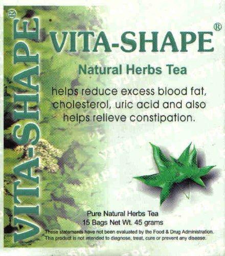 Vita-shape Natural Herbs Tea