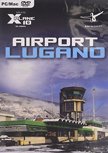 Aerosoft Airport Zurigo (X-Plane 10 ADD-On) PC