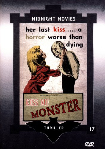 MIDNIGHT MOVIES 17 - Kiss me Monster