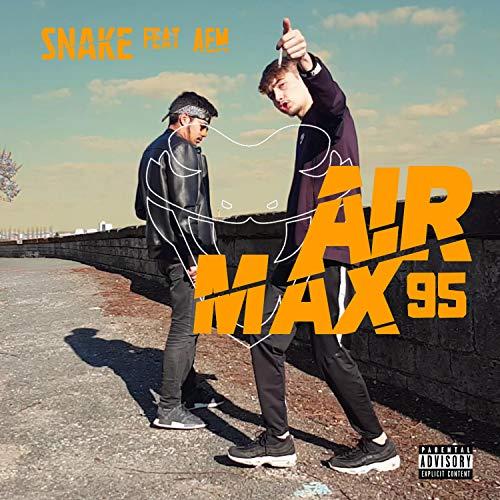 Air Max 95 (feat. AEM) [Explicit]