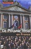 Le pouvoir local en France