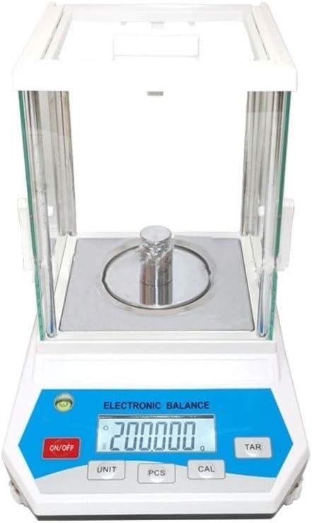 YZSHOUSE 0.001g Laboratory Electronic unisex Directly managed store Jewelry Scal Scale Balance