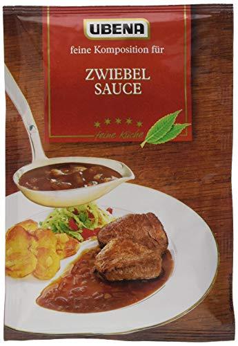 Ubena Zwiebel Sauce, 5er Pack (5 x 30 g)