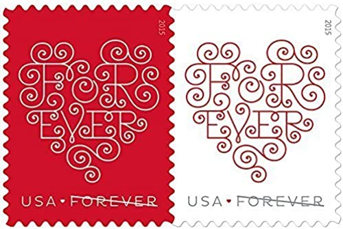 tienda hace compras y ventas Forever Hearts - Sheet of 20 x x x Forever U.S. Postage Stams Usps New by Forever Stamps  a precios asequibles