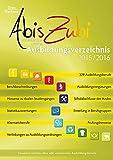 AbisZubi 2015/2016: Deutschlands großes Ausbildungsverzeichnis