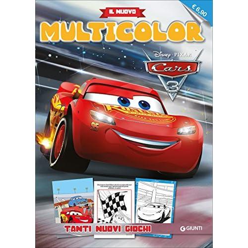 Cars 3. Il nuovo multicolor