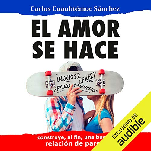 El Amor Se Hace [Love Is Made] audiobook cover art