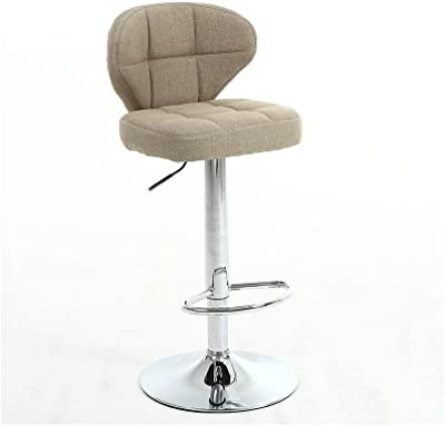 Remarkable Amazon Com Hzpxsb Bar Stools Set With Backrest Creativecarmelina Interior Chair Design Creativecarmelinacom