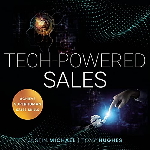 Tech-Powered Sales cover art