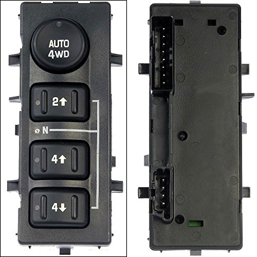 APDTY 012183 Four Wheel Drive Selector Switch
