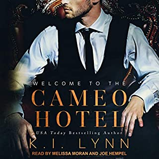 Welcome to the Cameo Hotel audiobook cover art