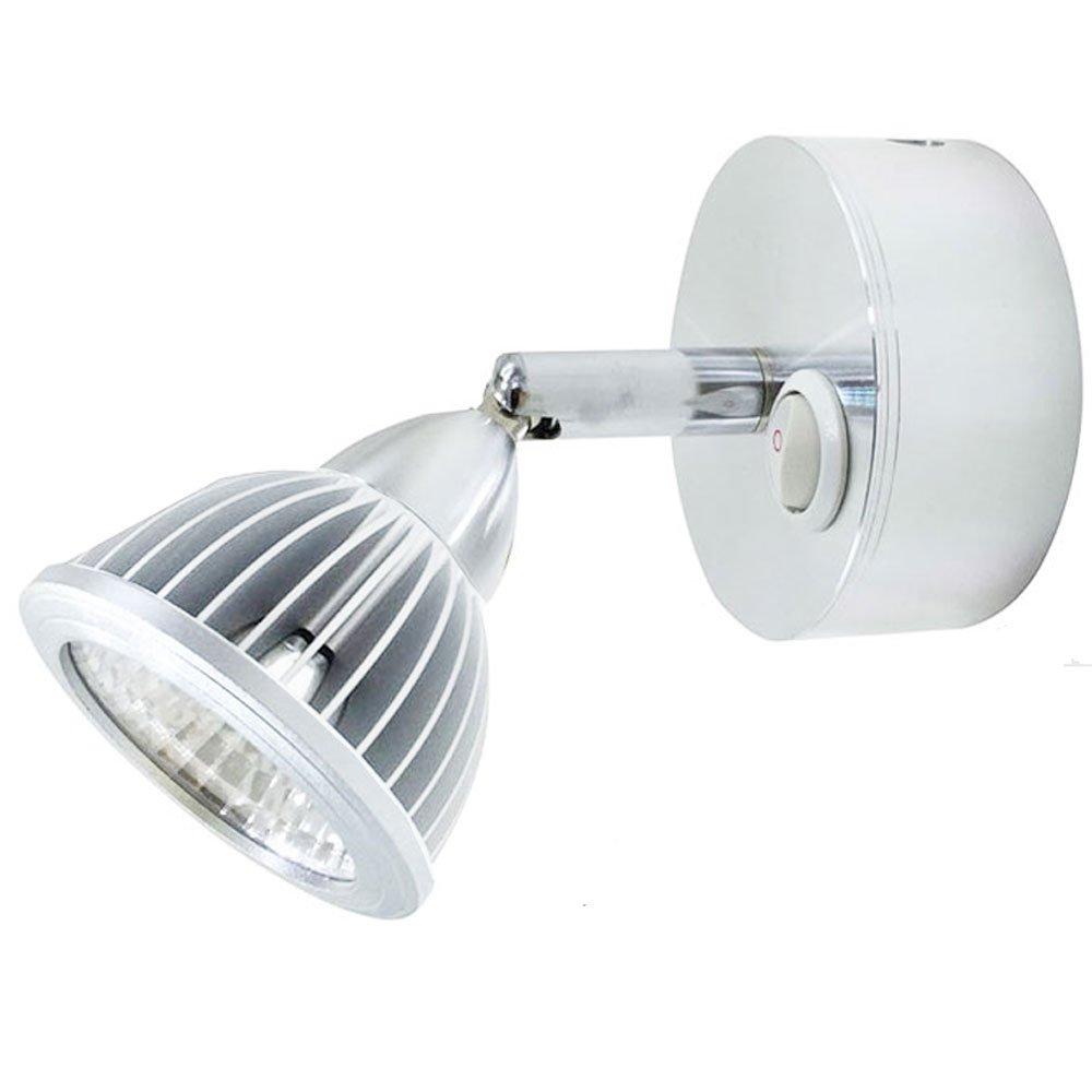12v-LEDlight RV Wall Mount Reading Light for Boats Marine Truck 12V LED Wall Sconce Reading Light Fixture Warm White
