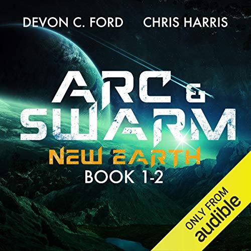 New Earth Books 1 & 2 cover art