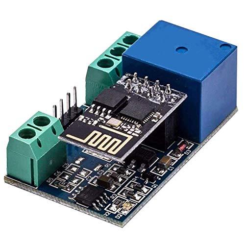 AZDelivery ESP8266-01S ESP-01 Modulo Wlan WiFi 5V con Adapta