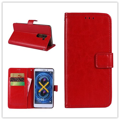 Custodia® Flip Wallet Case with Stand Function for OUKITEL U25 Pro(Pattern 3)