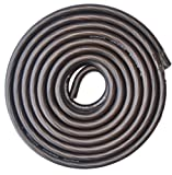 SoundBox Connected 4 Gauge Black Amplifier Amp Power/Ground Wire 25 Feet Superflex Cable 25'