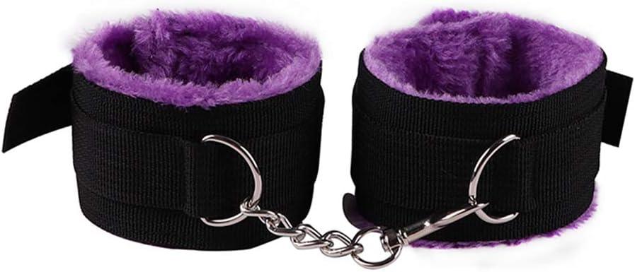 Juguetes ajustables de dise/ño ergon/ómico para apoyo y equilibrio de parejas Conjunto de lencer/ía de nailon duradero y hermoso