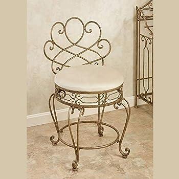 Best antique vanity chair Reviews