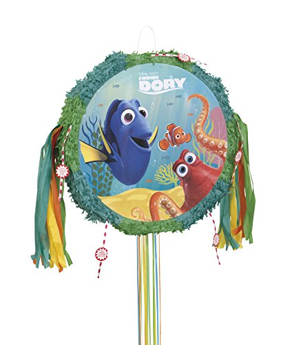 Finding Dory Pinata, Pull String
