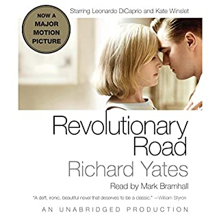 Revolutionary Road audiobook cover art