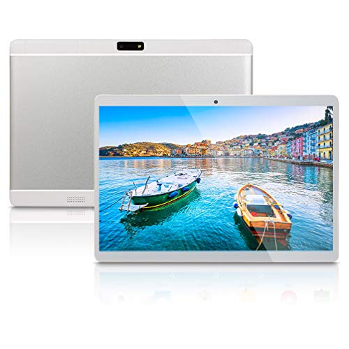 10-Zoll-Octa-Core-Prozessor für Android-Tablets, 4 GB RAM, 64 GB ROM, HD-Touchscreen-Tablet-PC, integriertes Bluetooth-WLAN-GPS 5G-WLAN-Tablets, E3