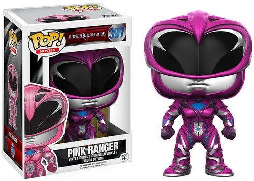 FUNKO POP! MOVIES: Power Rangers - Pink Ranger