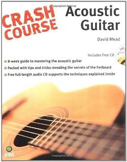 Crash Course: Acoustic Guitar Book & CD