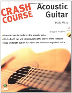 Crash Course Acoustic Guitar (Crash Course (Warner Brothers)) (1844920313) | Amazon price tracker / tracking, Amazon price history charts, Amazon price watches, Amazon price drop alerts
