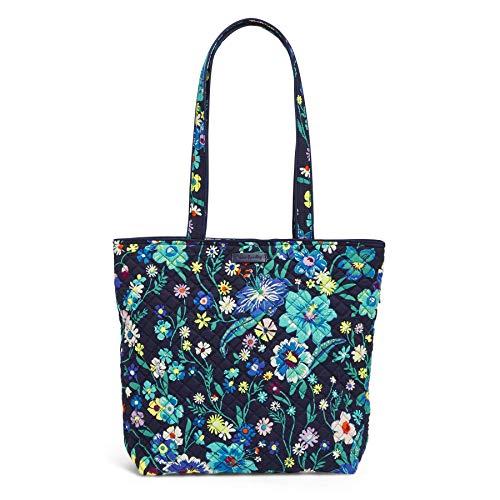 Vera Bradley Signature Cotton Tote Bag, Moonlight Garden