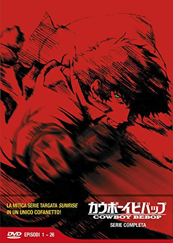 Cowboy Bebop - The Complete Series (Eps 01-26) (Box 4 Dv)