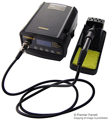 SOLDERING STATION, DIGITAL, ESD, UK 21-10115 UK By TENMA by TENMA