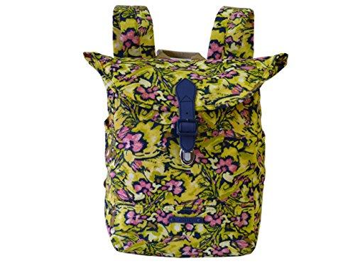 Oilily Damen Rucksack Camo Flower Backpack Pineapple (B 30 x H 35 x T 15 cm)