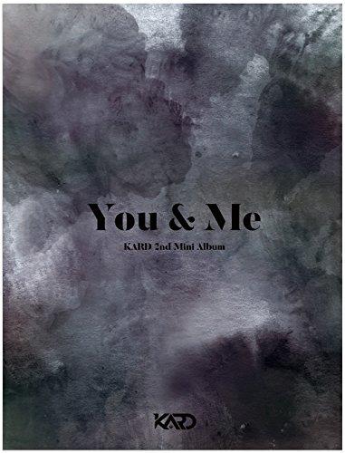 カード - YOU & ME (2nd Mini Album) CD+2 Photocards [KPOP MARKET特典: 追加特典フォトカードセット][韓国盤]