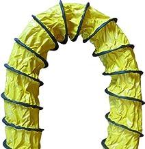 WDH slang Q30 10 m luchtverdelingsslang, geel