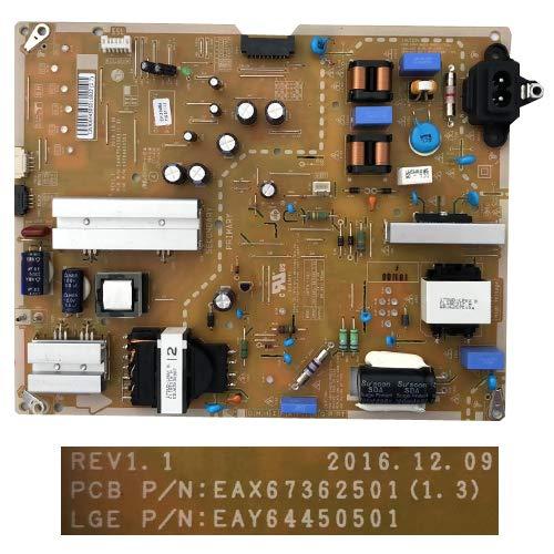 Fuente Alimentación LG 55UK6950PLB (1.3) EAX67362501 (1.3) EAY64450501, LGP55L-17UL6