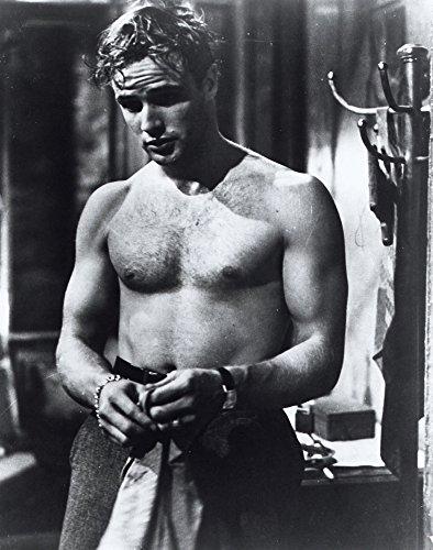 Marlon Brando shirtless Photo Print (8 x 10)
