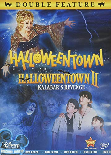 Halloweentown Double Feature [Reino Unido] [DVD]