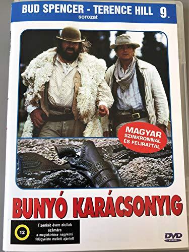 Bunyó karácsonyig (1994) Botte di Natale / Troublemakers / The Night Before Christmas / ENGLISH and HUNGARIAN Audio / Hungarian Subtitles [European DVD Region 2 PAL]