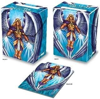 Ultra Pro Monte Manga Angel Blue Top-loading Deck Box