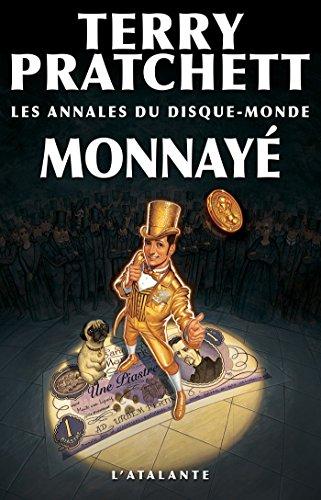 Monnayé: Les Annales du Disque-monde, T36